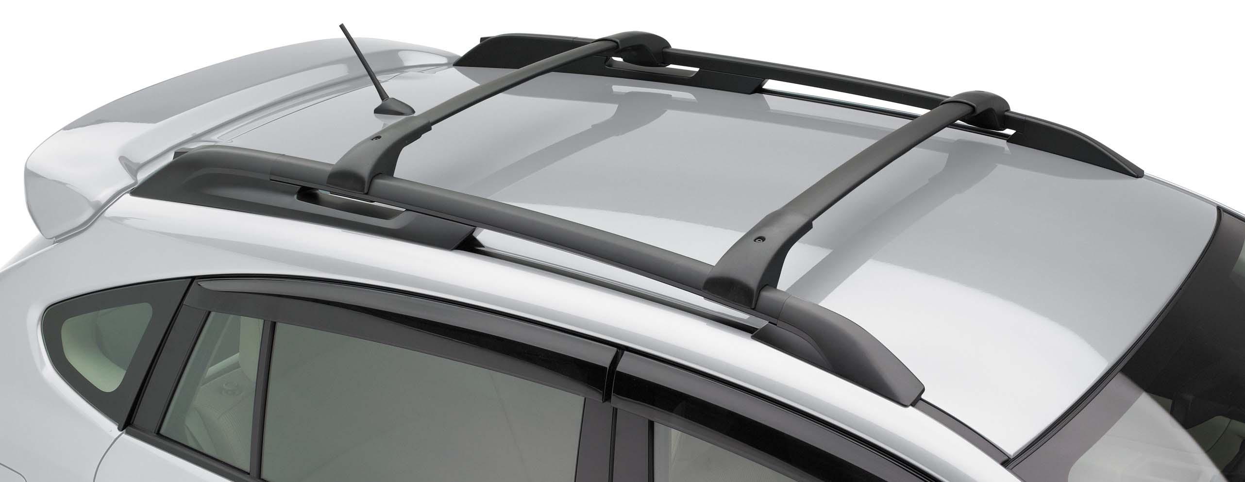 Subaru Crosstrek Roof Cargo >> 2016 Subaru Crosstrek Cross Bar Set - Aero. CROSSBAR SET ADJ - E361SFJ100   Liberty Auto City ...