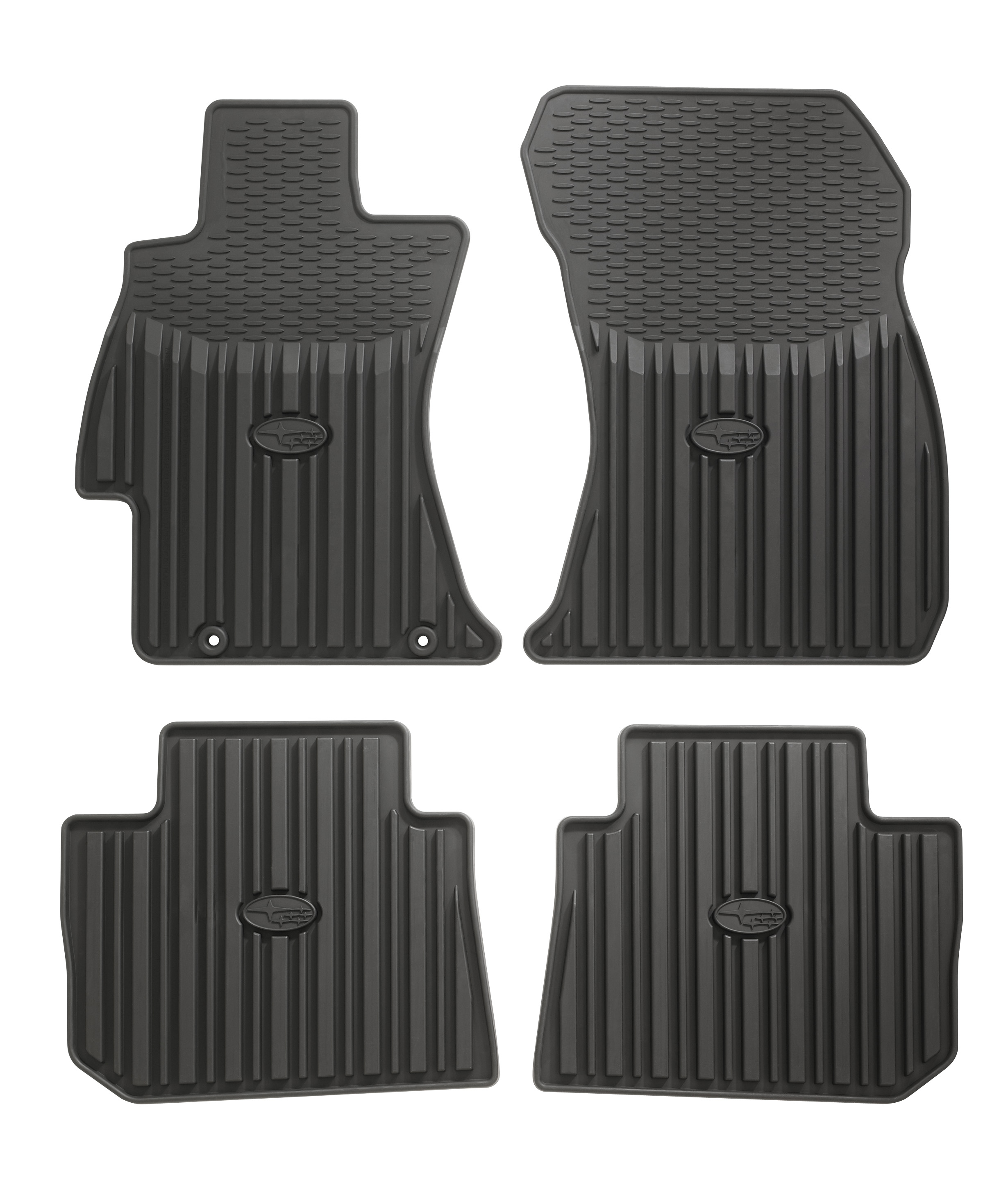 Weathertech floor mats ontario - For Use Over Top Of Carpeted Floor Mats All Weather Floor Mats 642