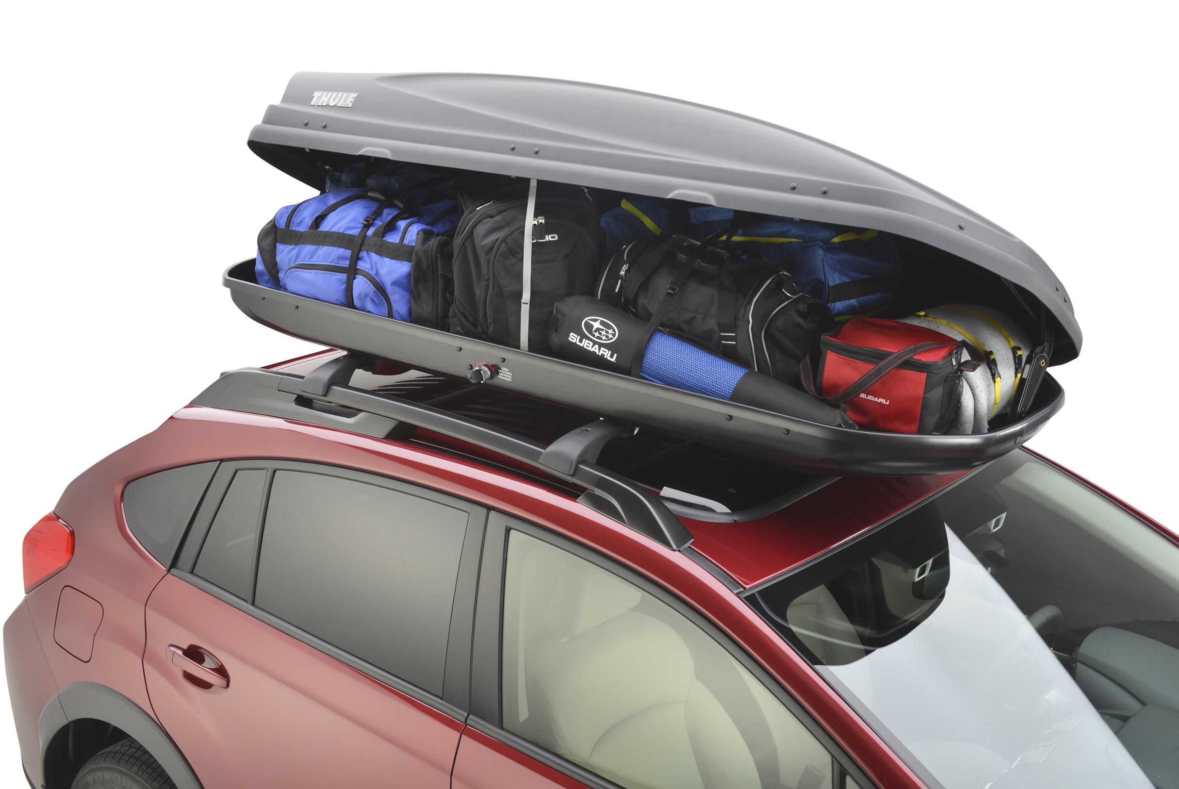 2017 subaru outback thule roof cargo carrier extended. Black Bedroom Furniture Sets. Home Design Ideas