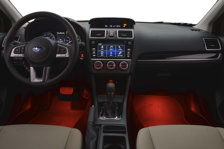 2017 Subaru Forester Interior Illumination Kit Red H701sfj101 Liberty Auto City Subaru