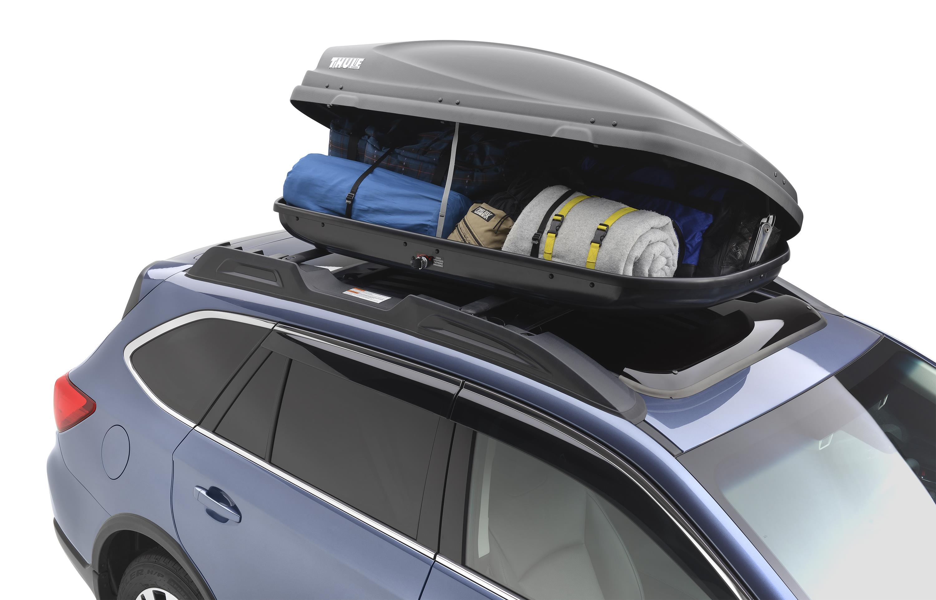 2017 Subaru Forester Thule Roof Cargo Carrier Provides