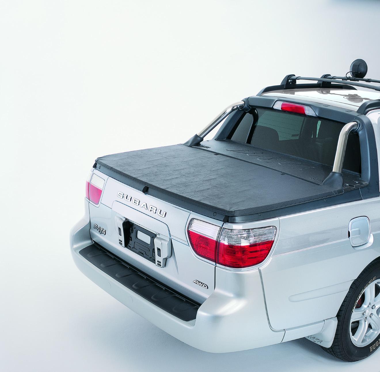 Subaru Baja Bed Cover Kit